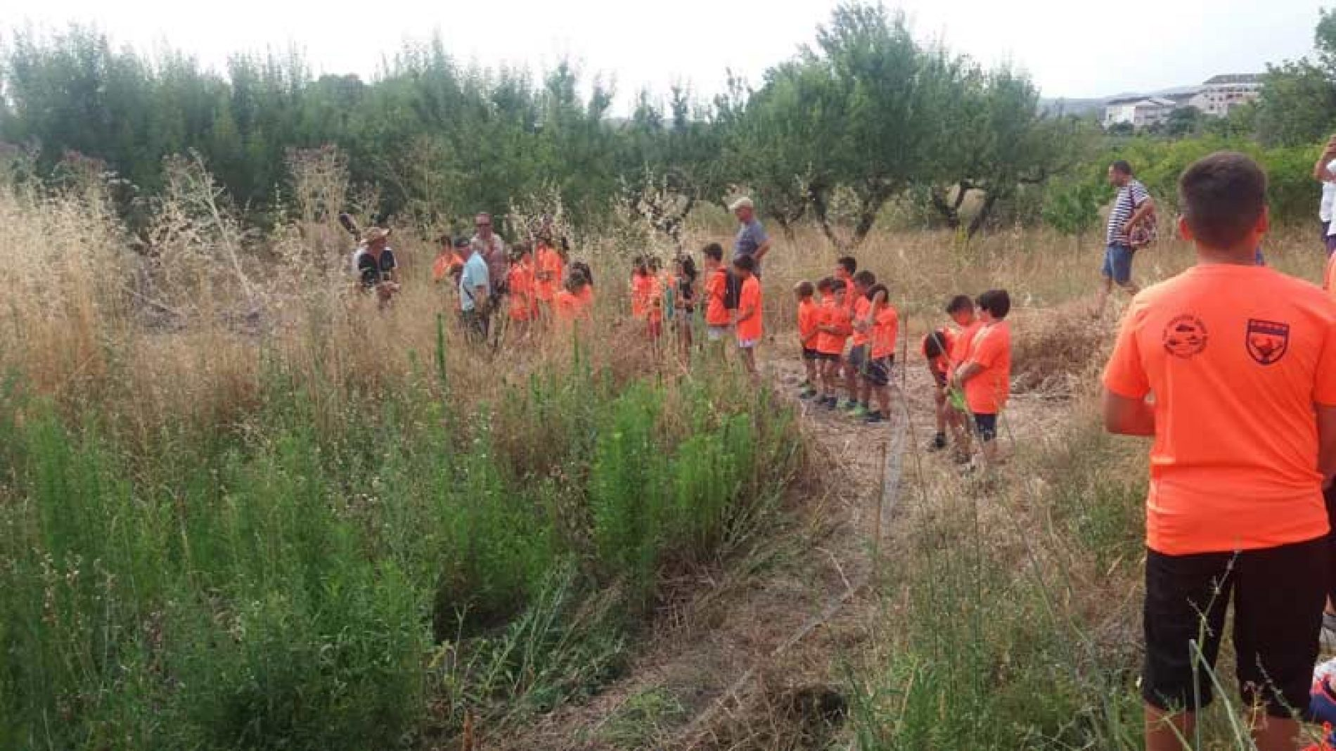 Tercer Campus Vive La Naturaleza en Alborache