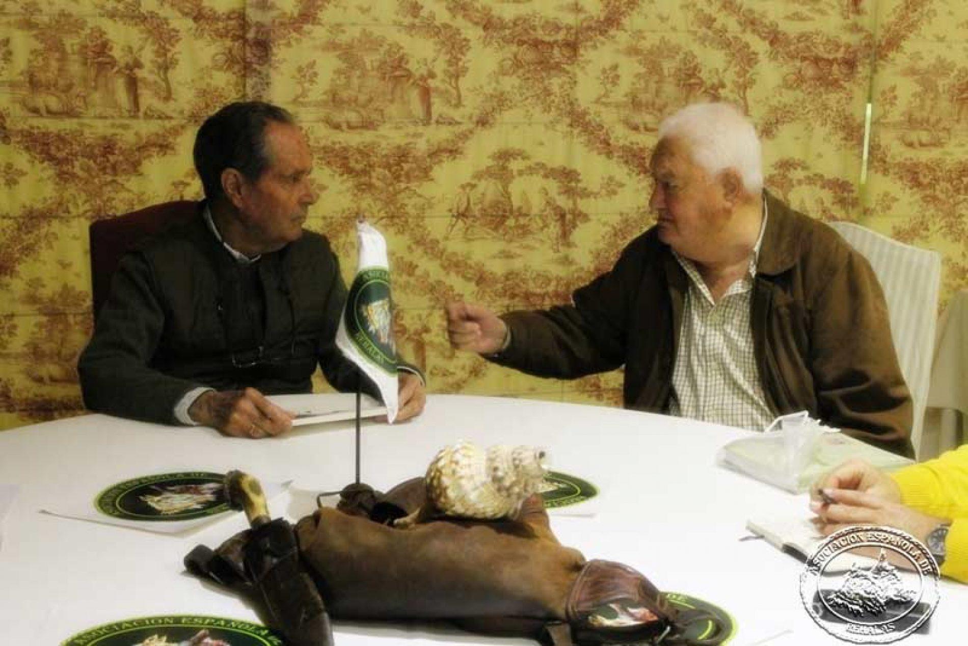 In memoriam. Homenaje a Juan Sangrán, montero, rehalero y gran maestro