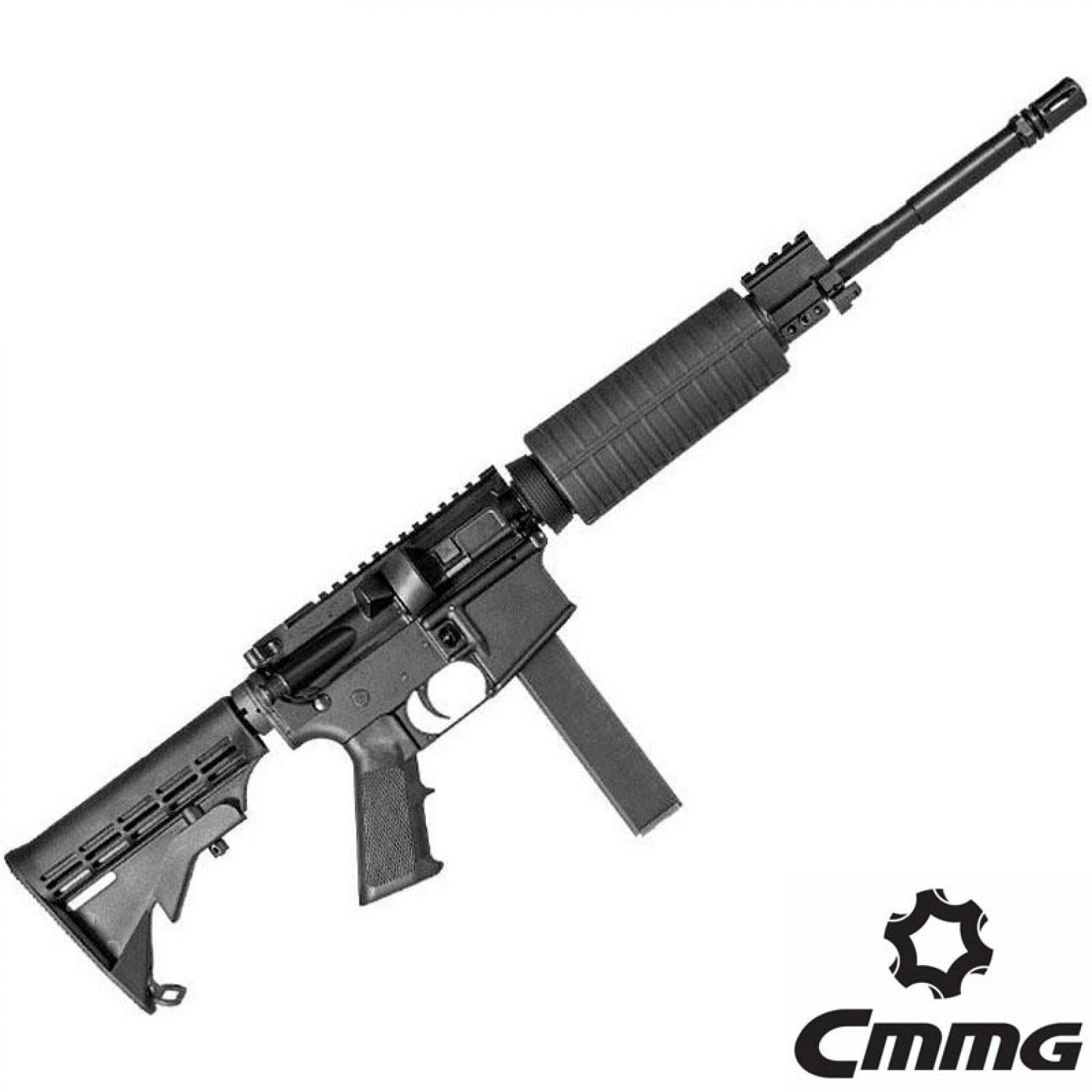 Carabina CMMG Mk9LE. El AR-15 en 9 mm, Parabellum mejor valorado.