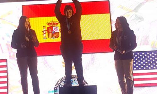 Beatriz Laparra consigue su quinto Campeonato del Mundo de Recorridos de Caza