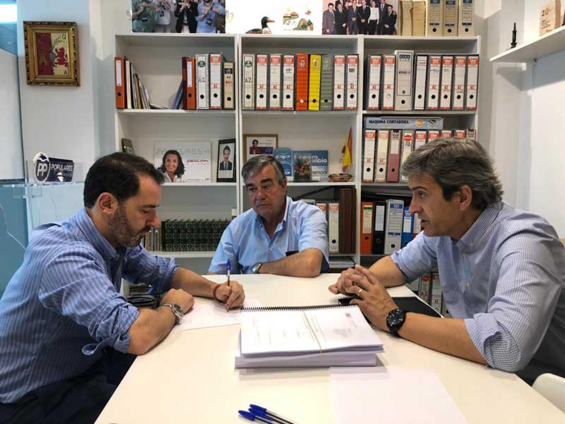 El PP-A presentará una Proposición no de Ley para exigir al Gobierno Central la defensa del Silvestrismo