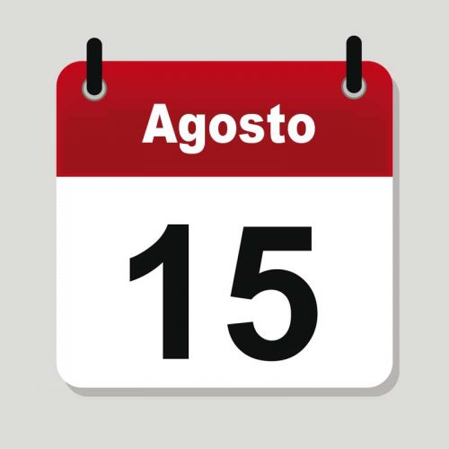 La Media Veda en Castilla y León comenzará el 15 de agosto, como viene siendo habitual.