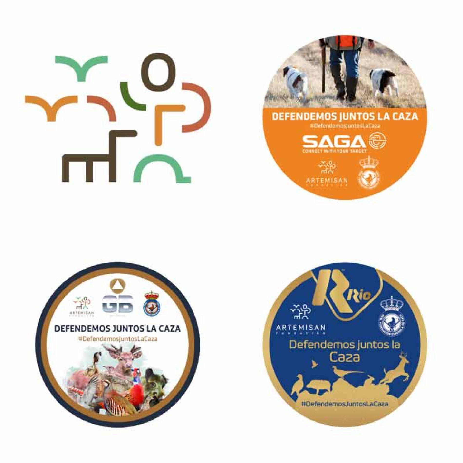 Las marcas de cartuchería RIO, SAGA y GB se unen a Artemisan para la promoción de la gestión cinegética sostenible