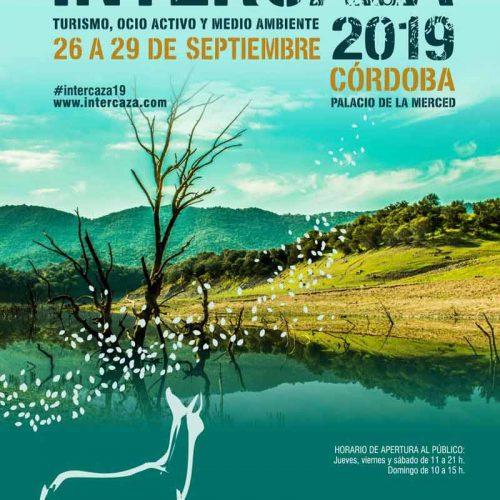 La XXIII edición de Intercaza, Feria de Turismo, Ocio Activo y Medio Ambiente, se celebrará del 26 al 29 de septiembre