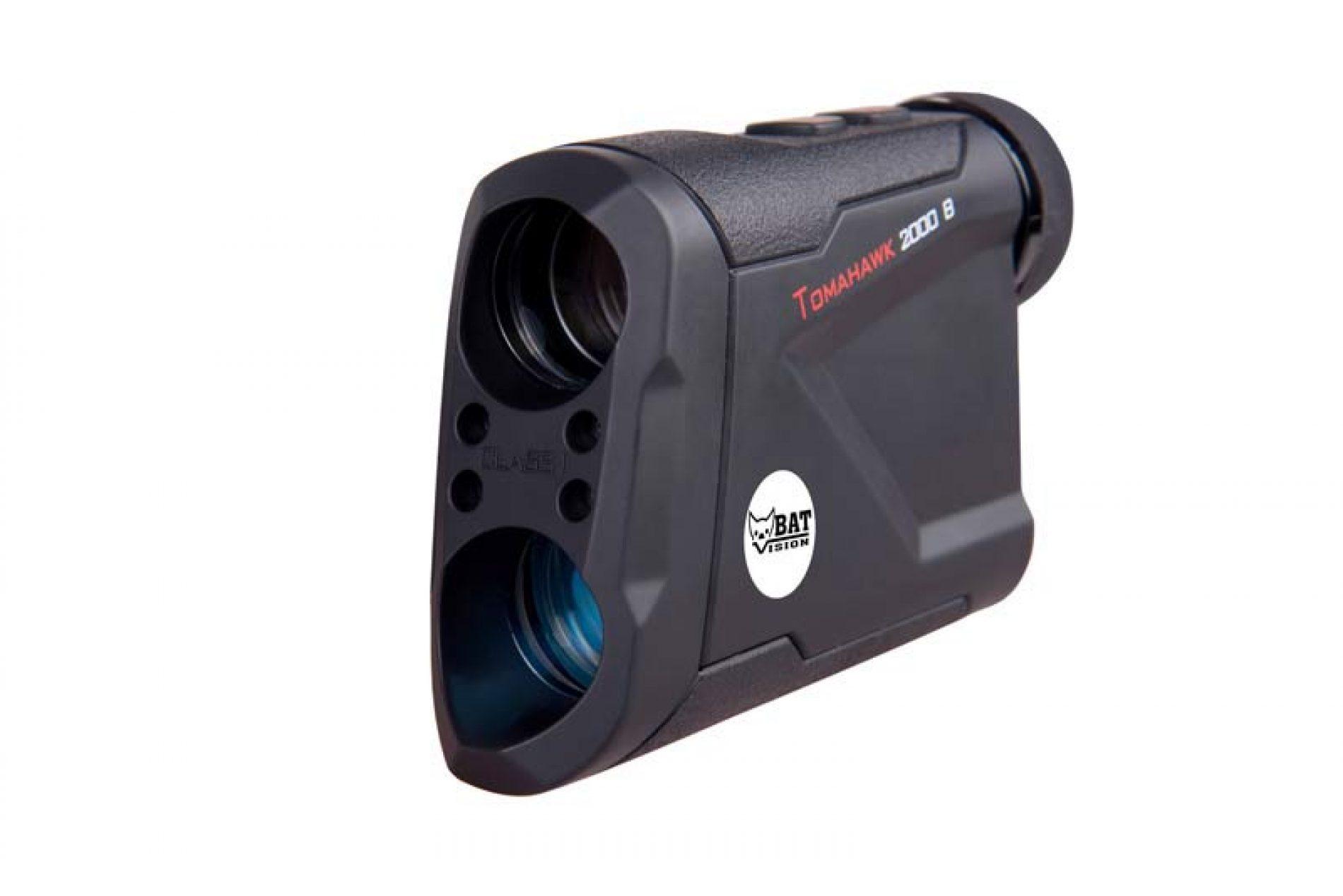 Bat Vision complementa la gama de telémetros con el nuevo T2000 Tomahawk