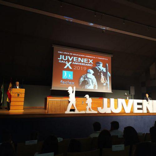 Gala X aniversario de Juvenex, todo un éxito