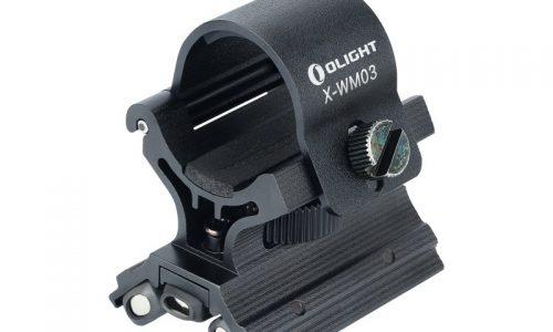 Olight presenta la montura magnética de 3ª generación