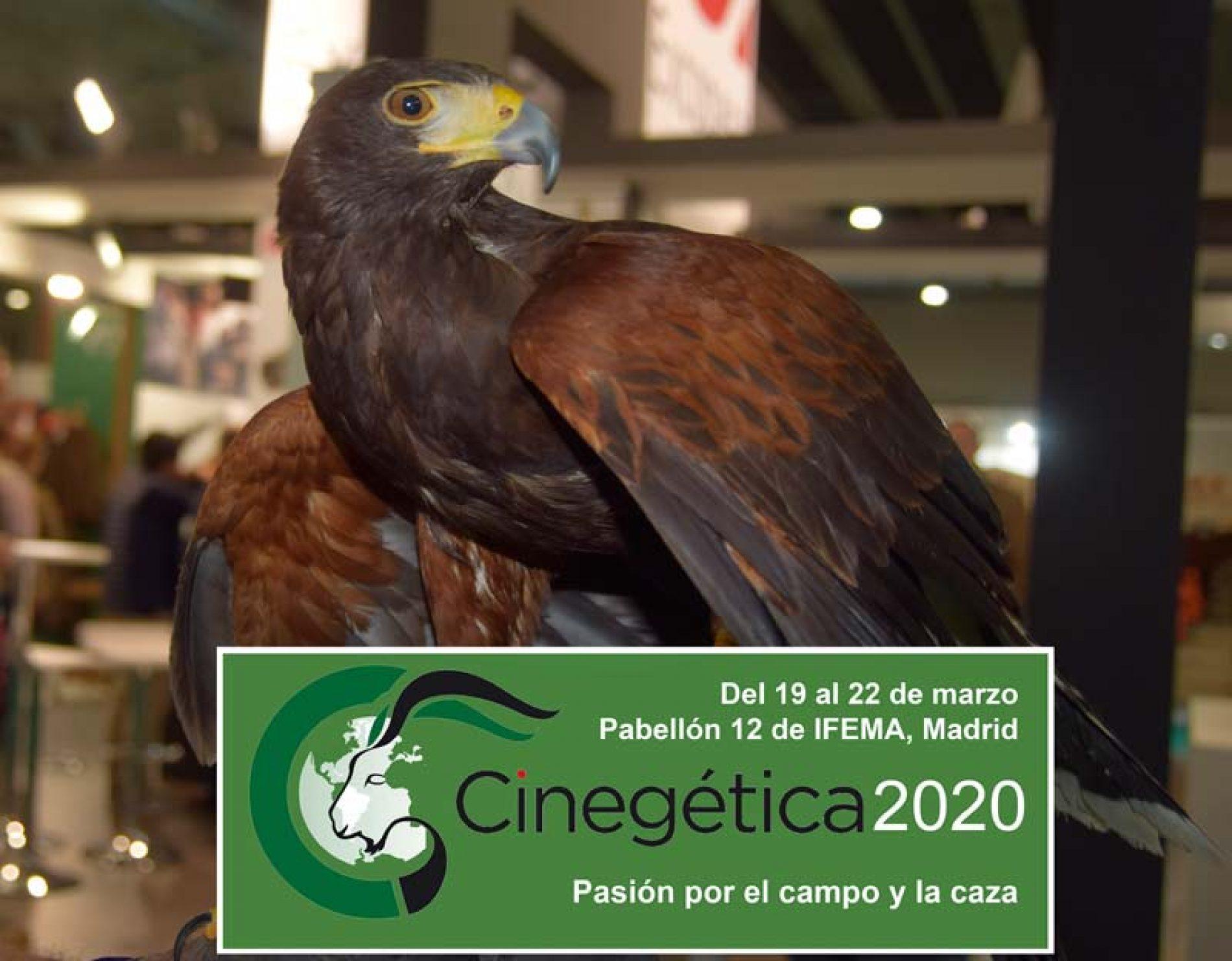 Llega la nueva temporada… ¡Vuelve Cinegética 2020!
