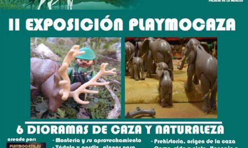II Exposición Playmocaza de Intercaza