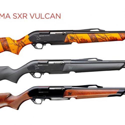 Rifle Winchester SXR Vulcan, probablemente el mejor rifle semiautomático en relación calidad-precio