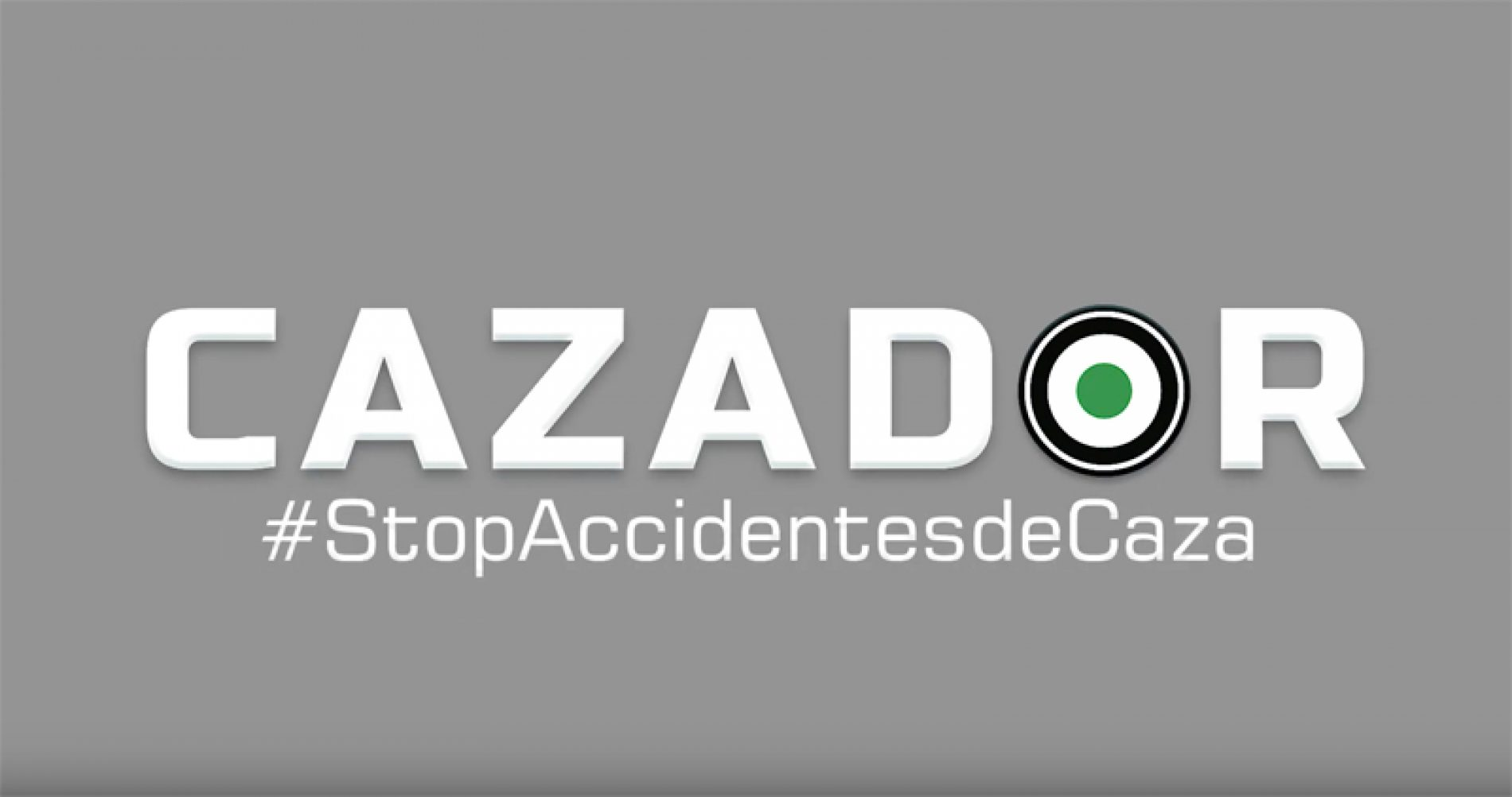 Stop accidentes de caza