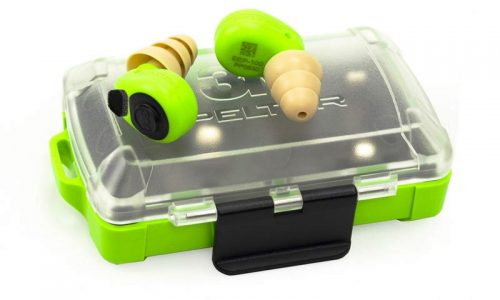 Tapones electrónicos de protección auditiva 3M Peltor EEP-100