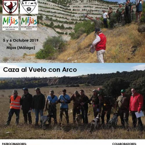 XXII Campeonato de España de Recorridos de Caza y Caza al Vuelo con Arco