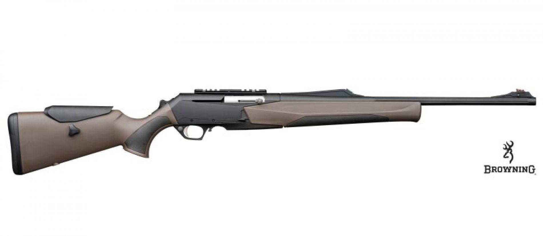 Nuevo rifle semiautomatico BAR MK3 COMPOSITE BROWN HC THREADED