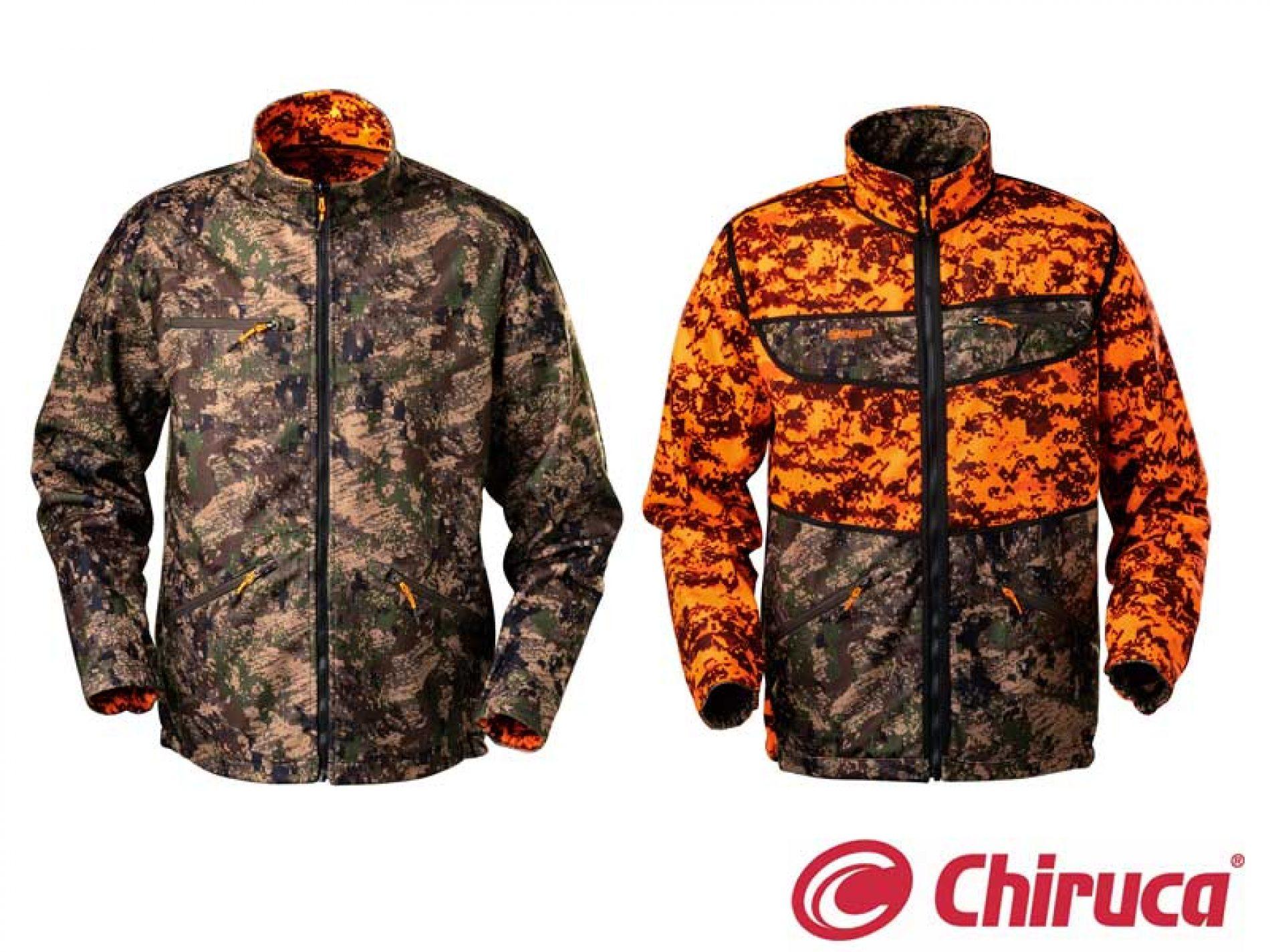 Axe, la nueva chaqueta reversible de Chiruca®