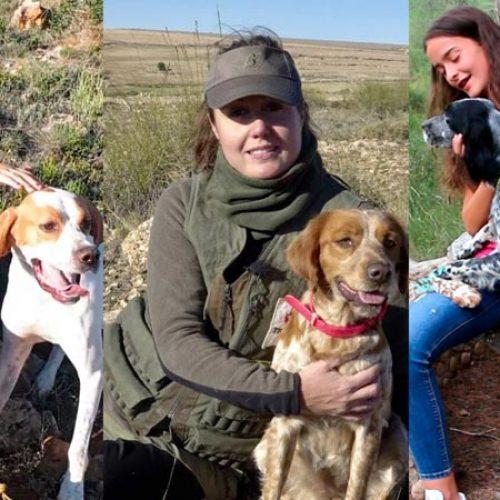 Más de 60 mujeres aficionadas a la caza en el II Día de la Mujer Cazadora