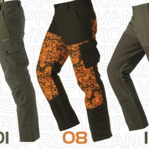 Novedades en la colección de pantalones de Chiruca®