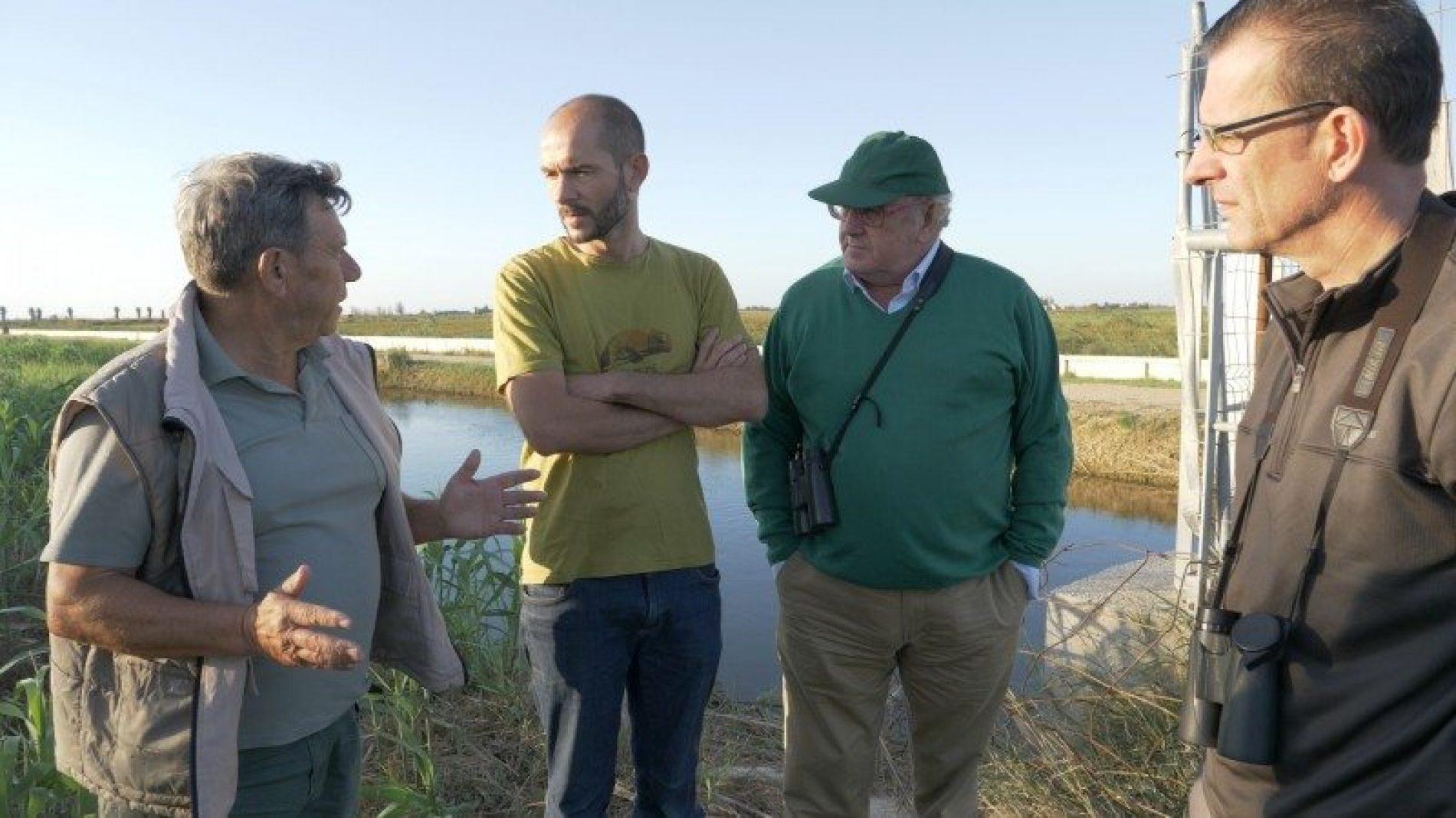 Cazadores, Federación Catalana de Caza, Artemisan y Generalitat colaborarán en el censo de aves acuáticas cinegéticas del Delta del Ebro