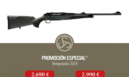 Promoción Sauer 404 Classic XT. El rifle todoterreno para los cazadores más exigentes
