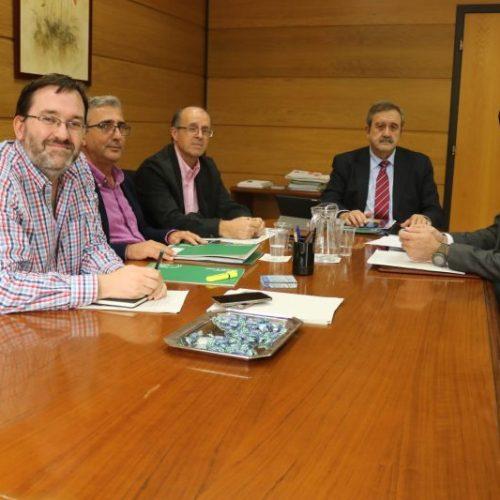 Asiccaza se reúne con la direccion general de Salud de Castilla-La Mancha, Extremadura y Andalucía