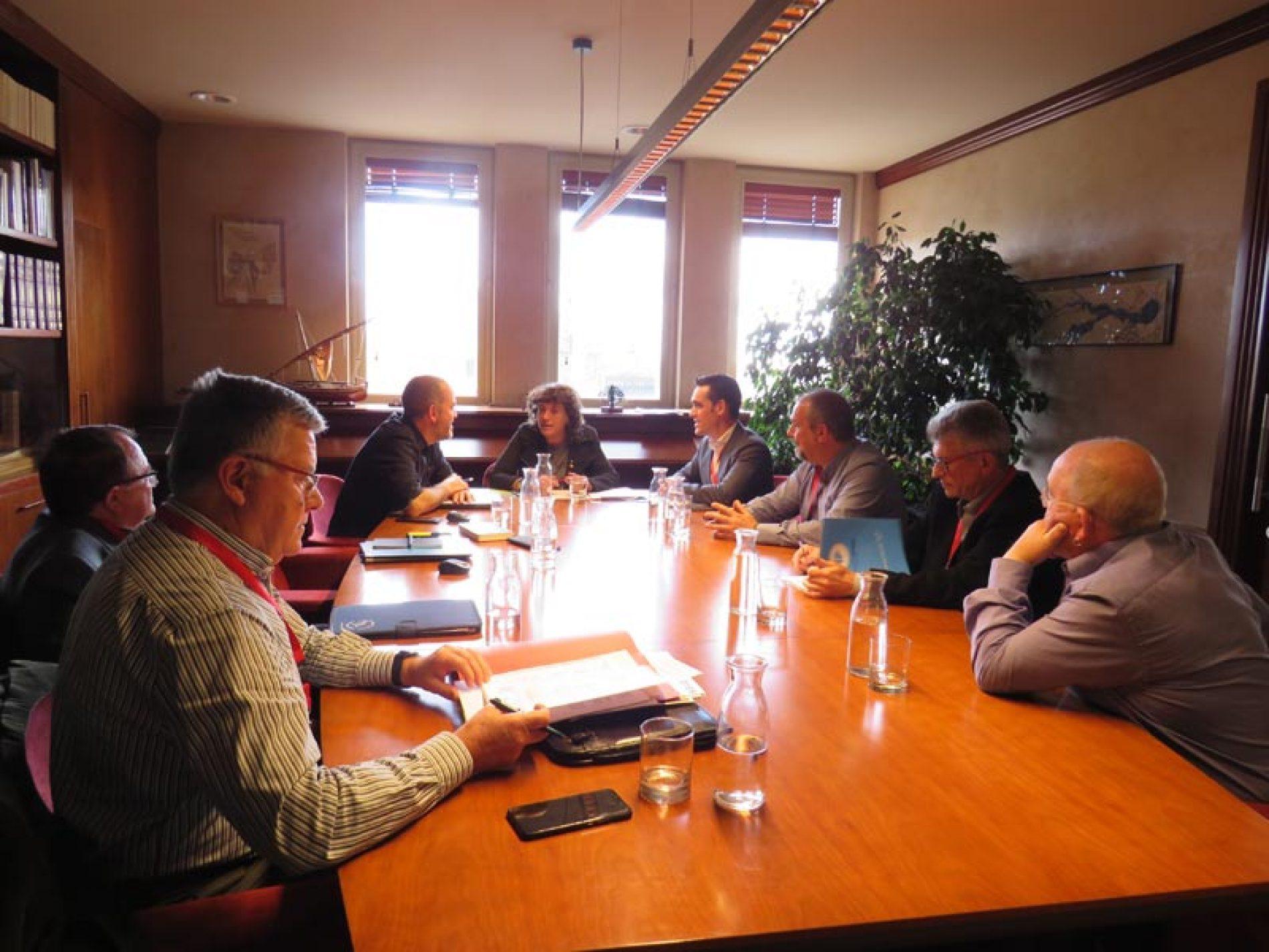 La Federación Catalana de Caza se reúne con la Consellera de Agricultura, Ganadería