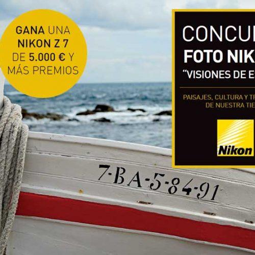 """Concurso foto Nikon Z """"Visiones de España"""""""