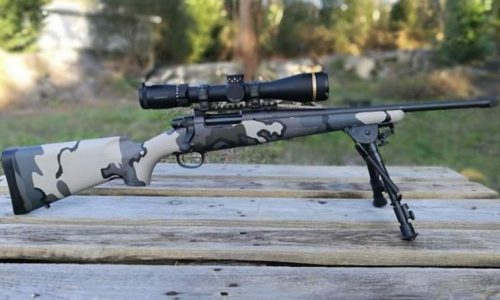 Probando el Rifle Remington Seven Threaded Kuiu, compacto, ligero y preciso