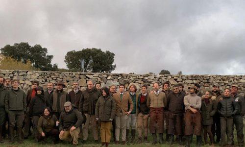 VIII Montería anual del Real Club de Monteros
