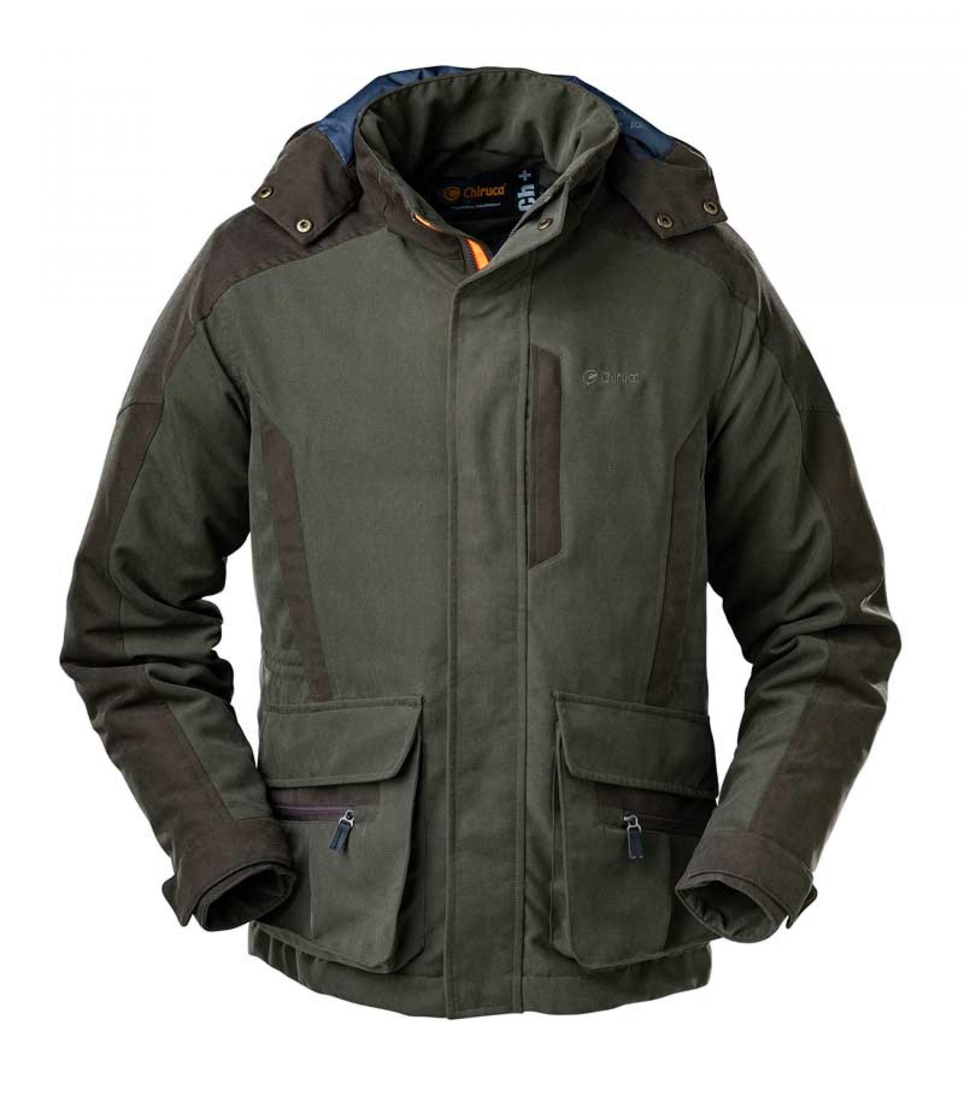 Valkiria, el nuevo chaquetón impermeable y transpirable de tercera capa de Chiruca