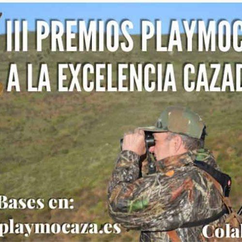 Abierto el plazo de participación de la 3ª edición de los Premios Playmocaza a la excelencia cazadora