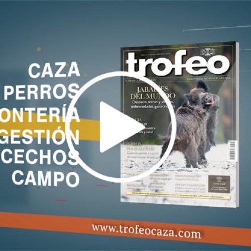 Revista Trofeo Caza enero 2020