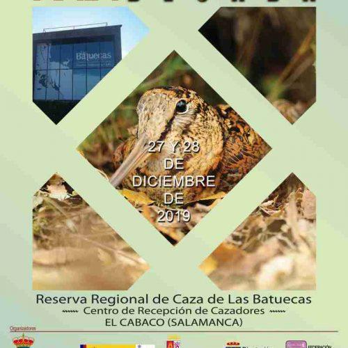 Programa oficial del XXIX Campeonato de España de Caza de Becada