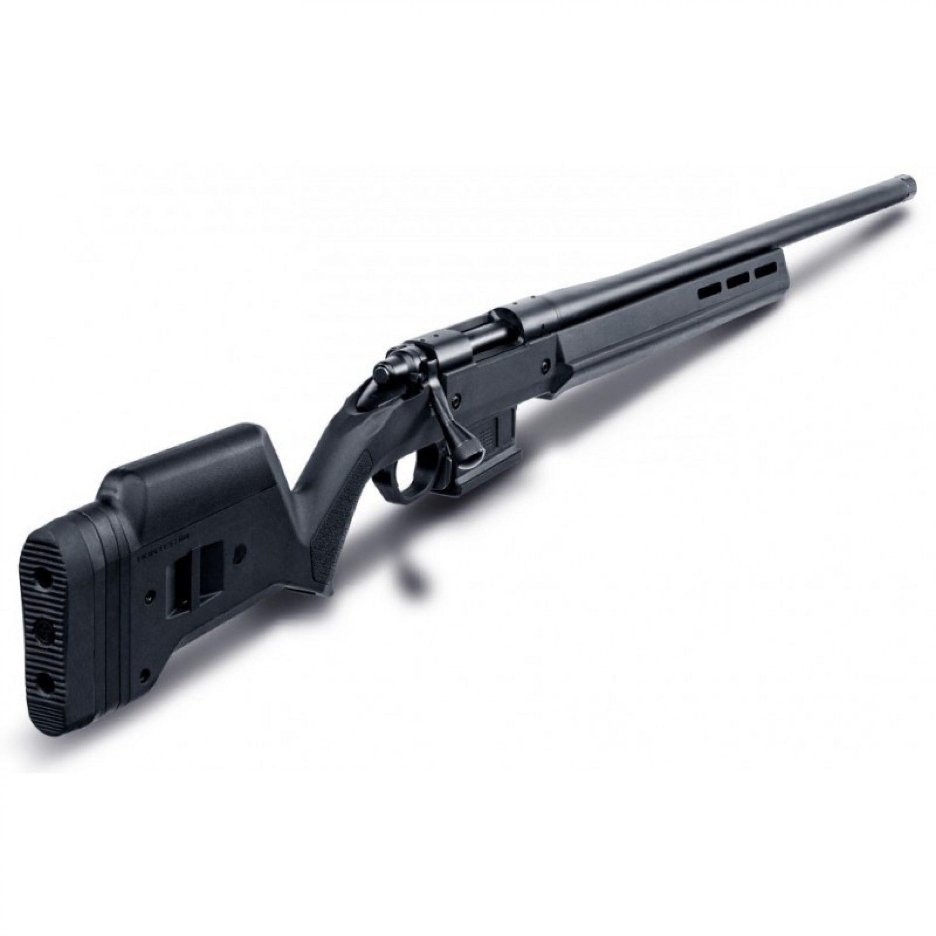 Remington 700 Magpul en 6,5 Creedmoor, uno de los rifles más versátiles de la serie 700