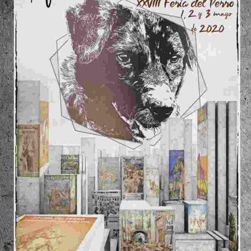 La XXVIII Feria del Perro de Archidona se presentará en FITUR 2020