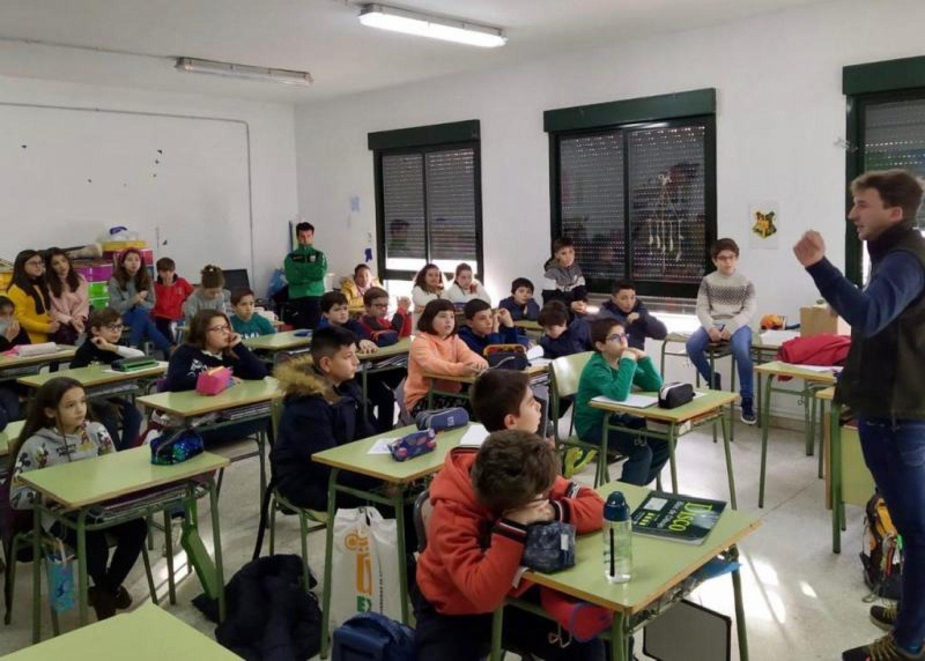 El proyecto escolar de FEDEXCAZA 'Caza y Naturaleza' llegará en su 4ª edición a casi 1.000 alumnos de Primaria
