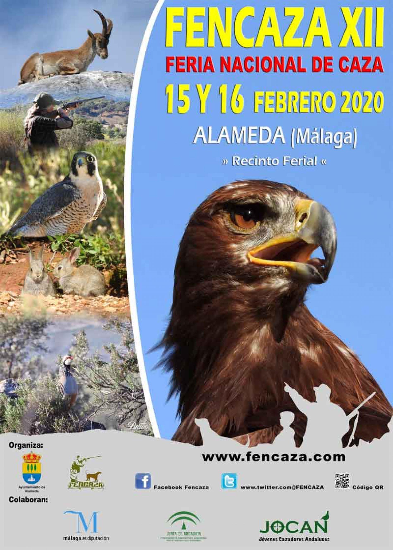 La XII edición de FENCAZA se celebrará en Alameda el 15 y 16 de febrero de 2020