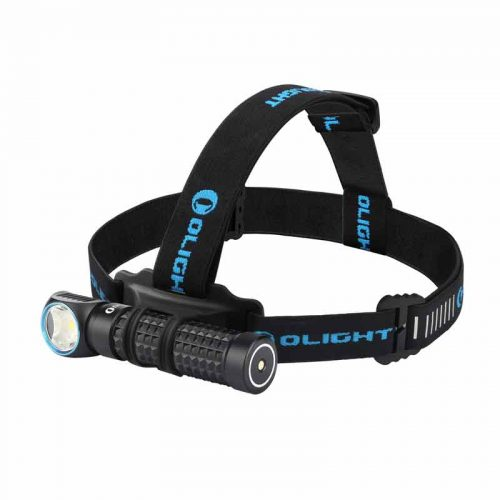 Olight Perun La linterna inteligente con sensor infrarrojo