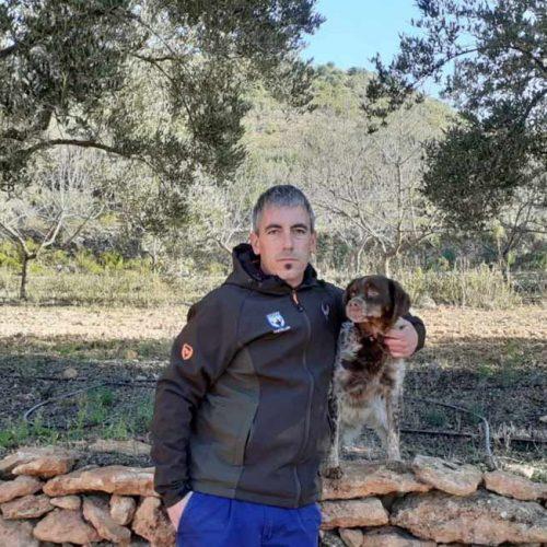 Pablo Molina, nuevo delegado provincial de Caza en Castellón