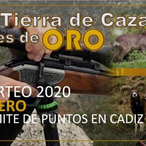 Club Tierra de Caza apuesta en 2020 por los sorteos oro para sus socios