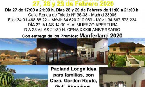 XXII Show Internacional de Caza Safari Headlands