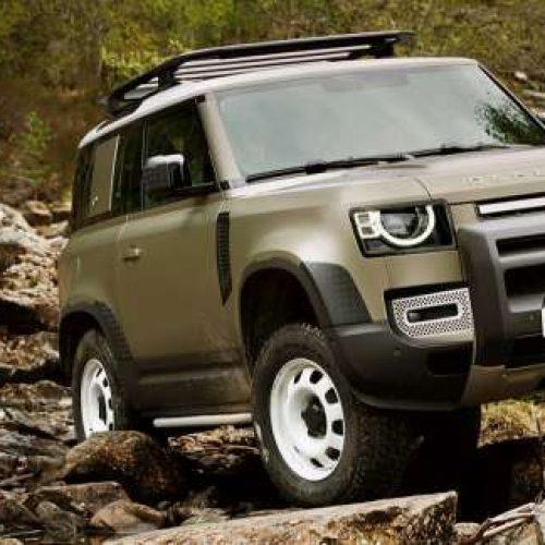 Movilcar presenta en primicia el nuevo Land Rover Defender en Cinegética 2020