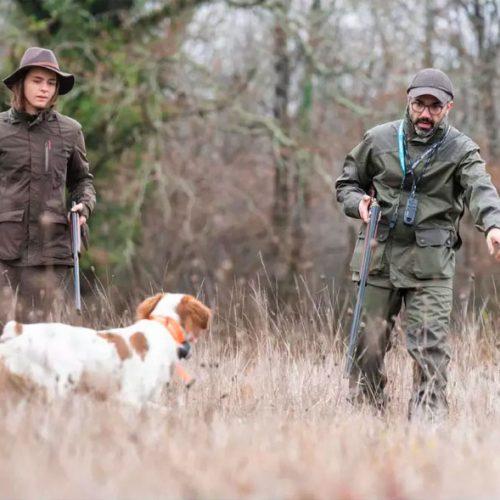 Pantalón impermeable SOLOGNAC SG 500 para los cazadores que desafían la lluvia y el mal tiempo