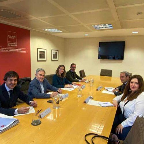 La Consejería de Medio Ambiente y la Federación de Caza de la Comunidad de Madrid comparten propuestas en el #PlanTerra