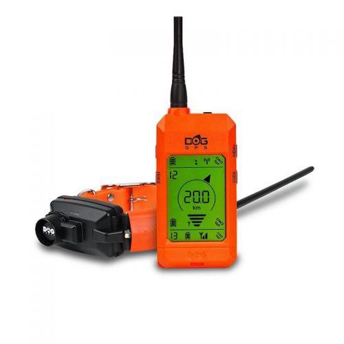 Equipo localizador GPS Dogtrace X30-B para perros, incorpora beeper para la caza de la becada.