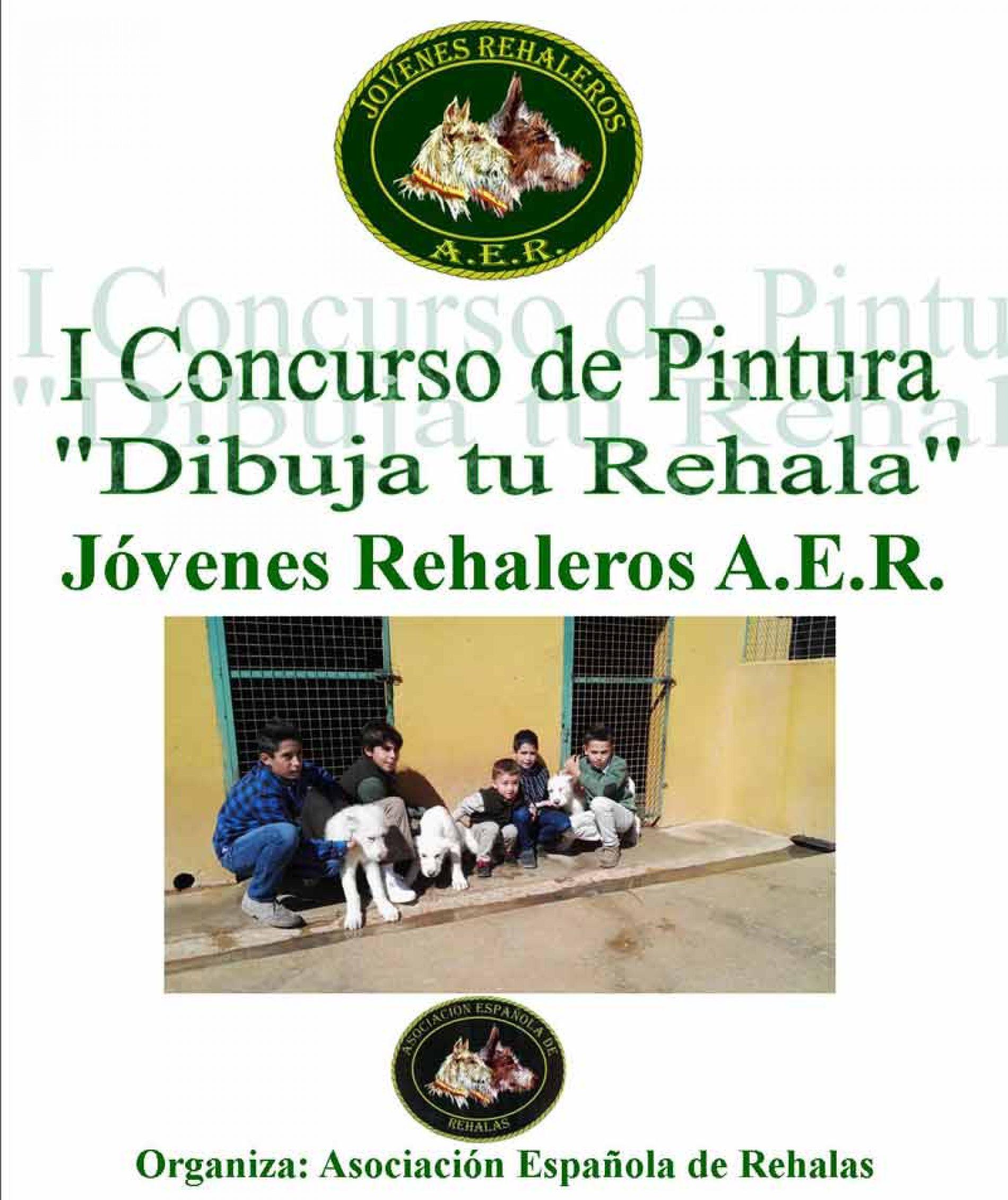 "I Concurso de Pintura ""Dibuja tu Rehala"". Jóvenes rehaleros A.E.R."