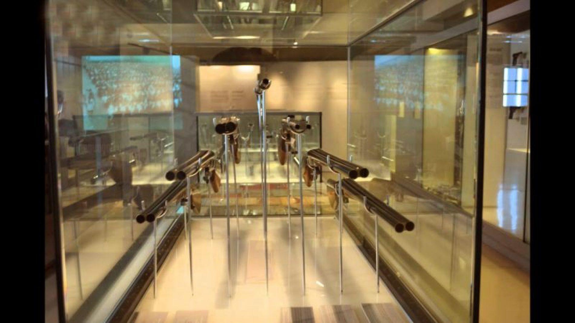 El Museo de la Industria Armera de Éibar en Cinegética 2020