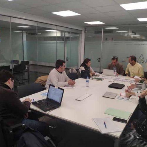 Los miembros del Grupo Operativo Supraautonómico TUberculosis (GOSTU) se reúnen en Madrid