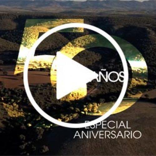 """Especial 50 Aniversario Trofeo Caza """"La caza en el último medio Siglo"""""""