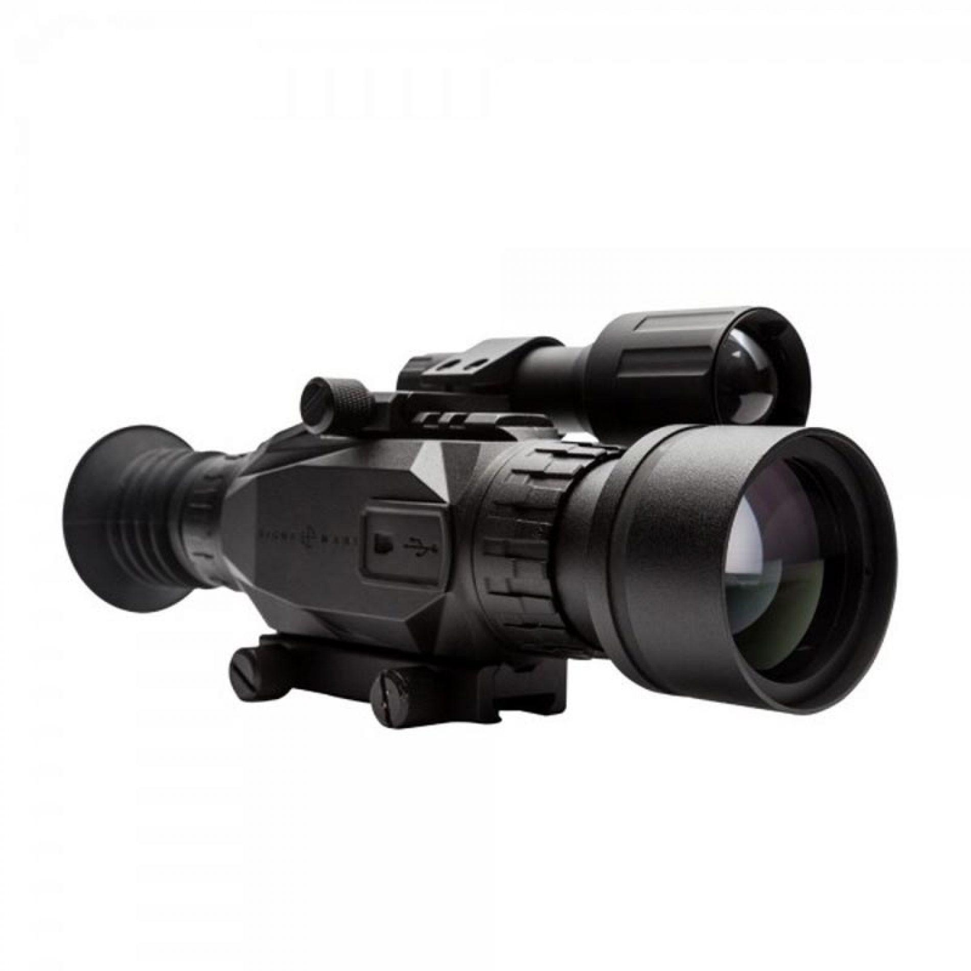 Nuevo visor digital nocturno y diurno Sightmark Wraith HD 4-32X50