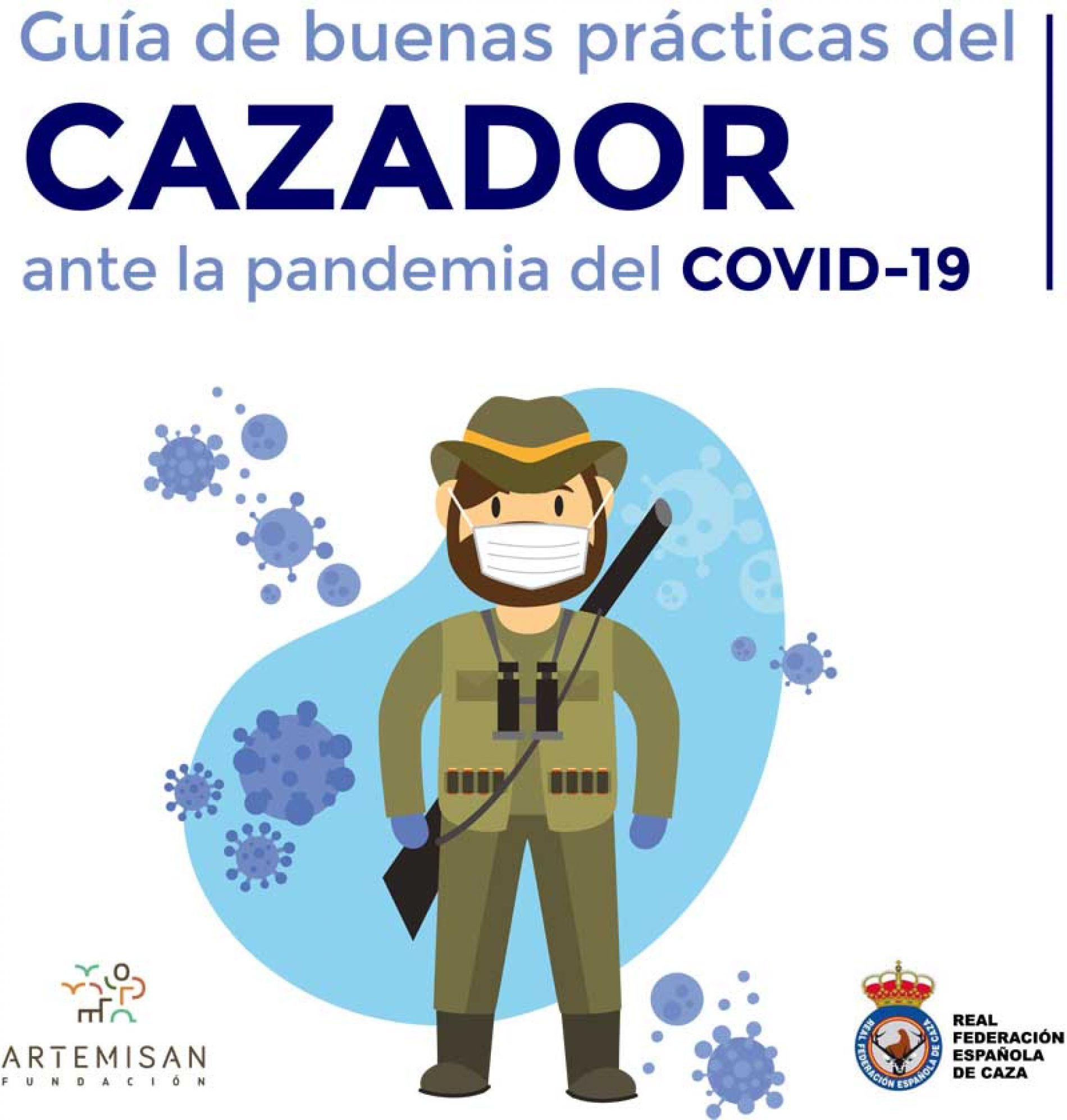 Guía de buenas prácticas para el cazador ante la pandemia de Covid- 19